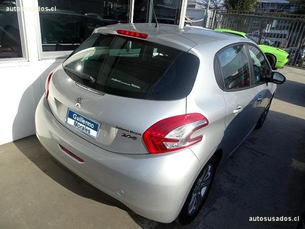 Peugeot 208 ACTIVE HDI año 2014