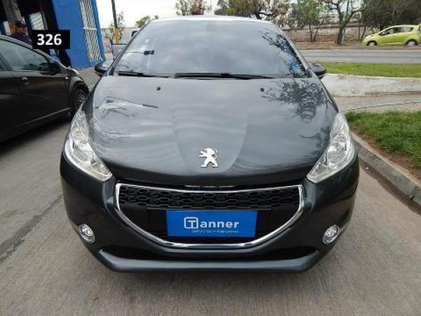 Peugeot 208  año 2014