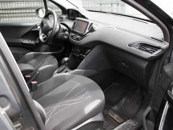 Peugeot 208 ACTIVE 1.2 año 2014