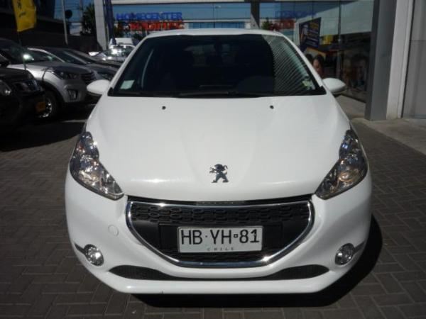 Peugeot 208 208 Active Hdi 1.4 año 2015