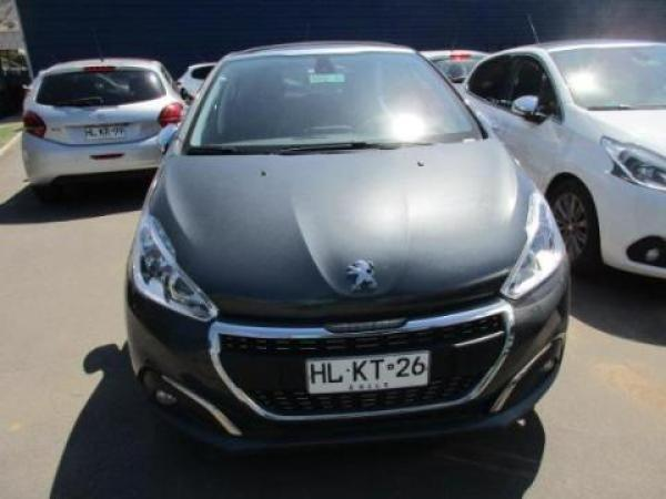 Peugeot 208 ALLURE 1.4 HDI 68HP año 2016