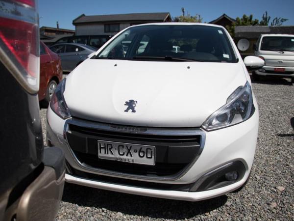 Peugeot 208 208 ACTIVE 1.2 año 2016
