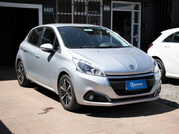 Peugeot 208 Active 1.6 Diésel año 2019