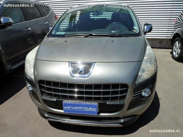 Peugeot 3008 PREMIUM año 2010
