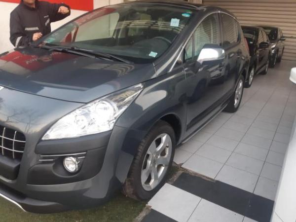 Peugeot 3008 PREMIUM 1.6 año 2011