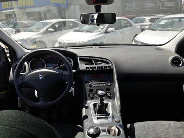 Peugeot 3008 3008 Premium Hdi 1.6 año 2011