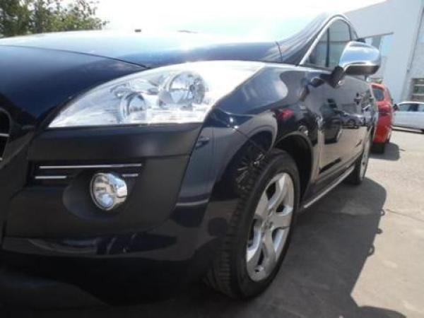 Peugeot 3008  año 2011