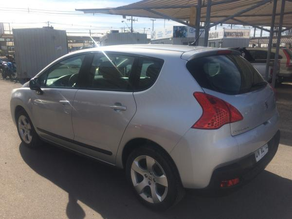 Peugeot 3008 CONFORT año 2012