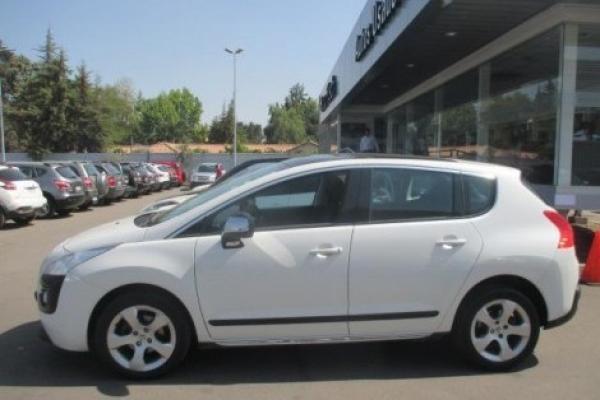 Peugeot 3008 PREMIUM 1.6 HDI 110 año 2012