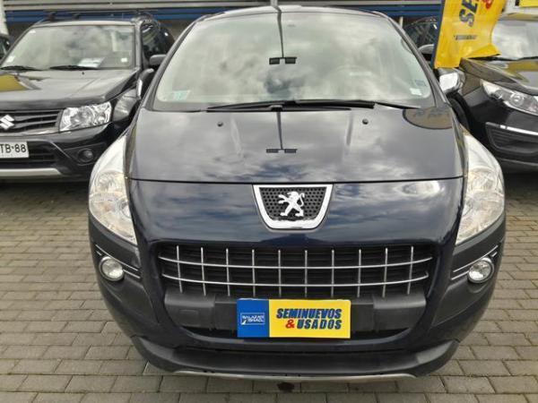 Peugeot 3008 3008 Premium Hdi 1.6 año 2012