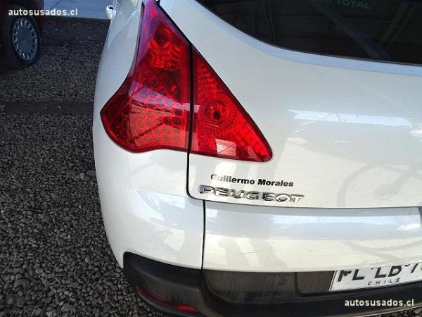 Peugeot 3008 PREMIUN año 2013