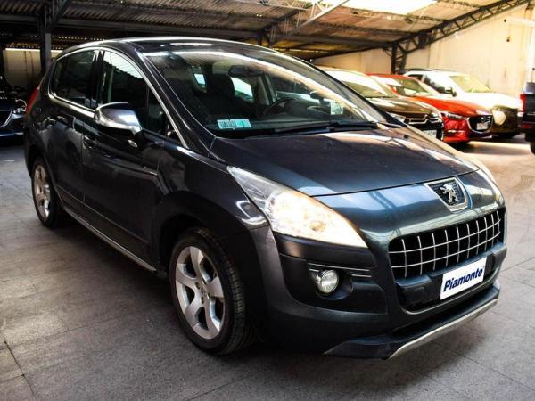 Peugeot 3008 LTV 1.6 HDI año 2013
