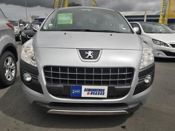 Peugeot 3008 3008 Active Hdi 1.6 año 2014