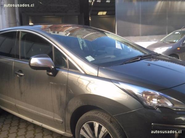 Peugeot 3008 ALLURE 1.6 BLUE-HDI año 2014