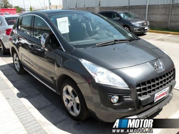 Peugeot 3008 ALLURE HDI año 2014