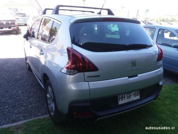 Peugeot 3008 ALLURE HDI 1.6 año 2015