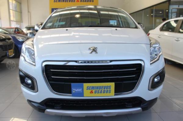 Peugeot 3008 3008 ALLURE BLUE HDI 1.6 año 2016