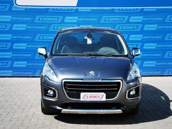 Peugeot 3008 ALLURE BLUE HDI AT A año 2016
