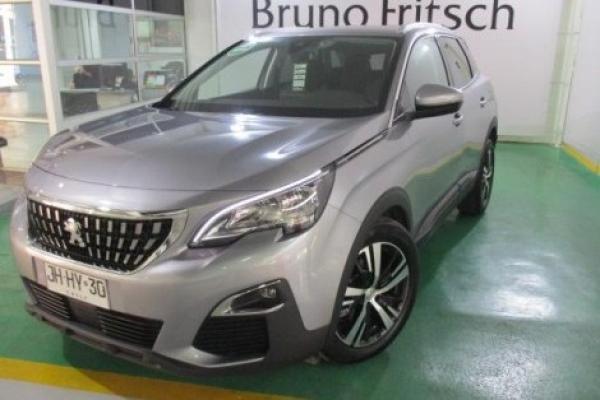 Peugeot 3008 ACTIVE 1.6 año 2017