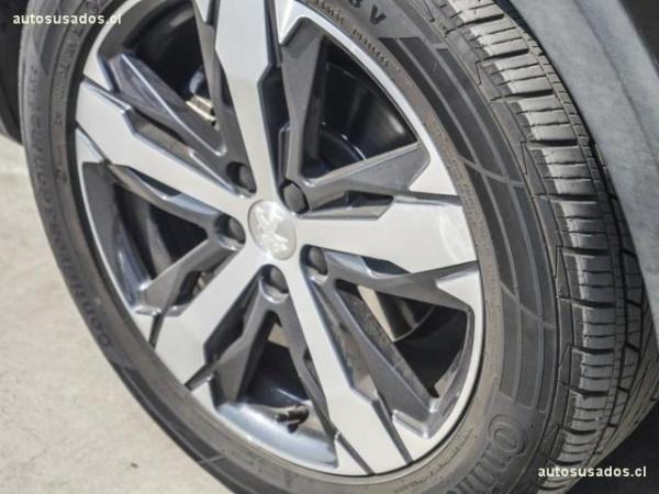 Peugeot 3008 1.6 BLUE HDI año 2017