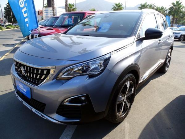 Peugeot 3008 ALLURE E6 1.6 AT año 2018