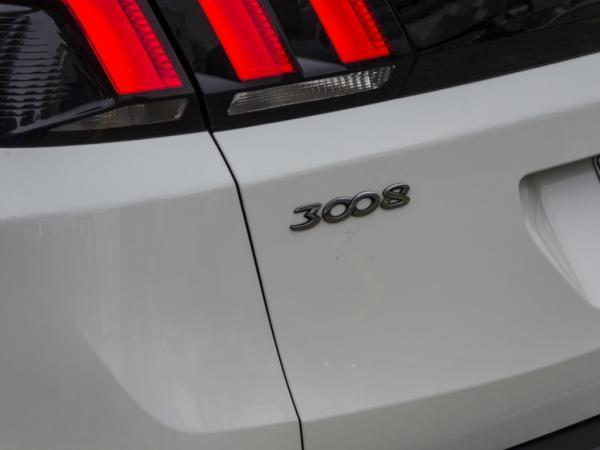 Peugeot 3008 3008 GT BLUEHDI 2.0 año 2018