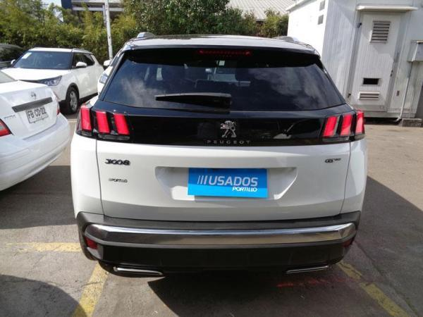 Peugeot 3008 3008 GT BLUEHDI 2.0 año 2019