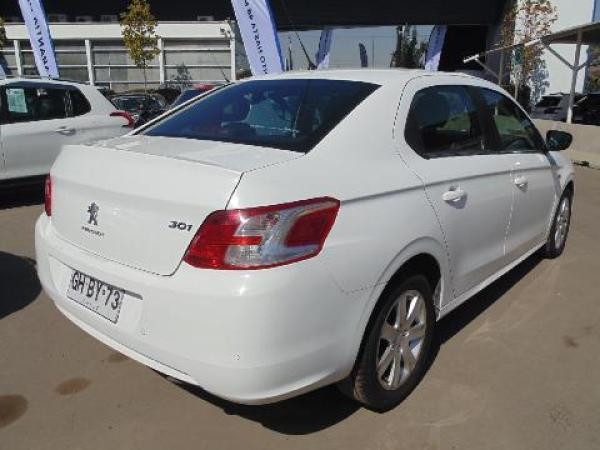 Peugeot 301  año 2014