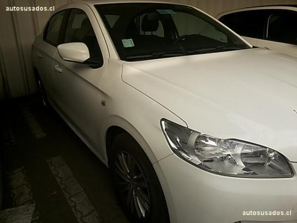 Peugeot 301 ACTIVE 1.6 HDI año 2015