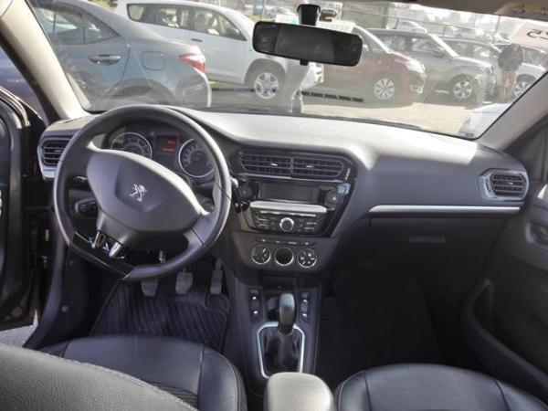 Peugeot 301 301 Allure 1.6 HDi 92HP año 2016