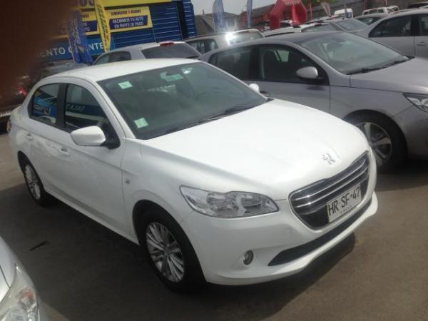 Peugeot 301 301 ACTIVE HDI 1.6 año 2016