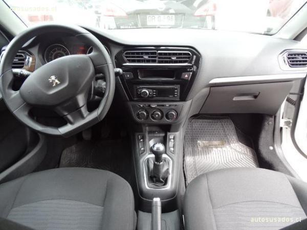 Peugeot 301 ACTIVE HDI 1.6 año 2016