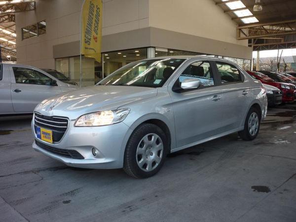 Peugeot 301 301 VTI 1.6 año 2017