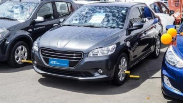 Peugeot 301 1.6 ALLURE HDI 92HP año 2017