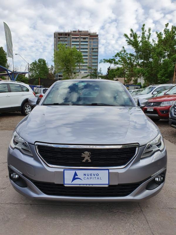 Peugeot 301 ACTIVE VTI 1,6 año 2018