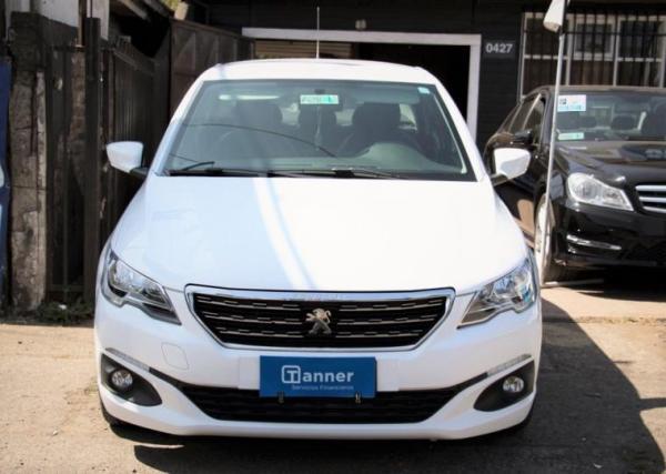 Peugeot 301 ALLURE 1.6 HDI año 2018