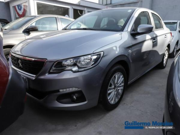 Peugeot 301 VTI 1.6 115HP año 2019