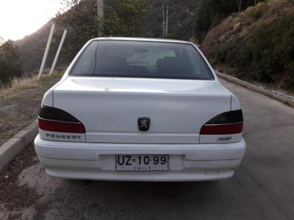 Peugeot 306 XR año 2002