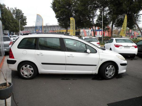 Peugeot 307 307 Xline 1.6 año 2007