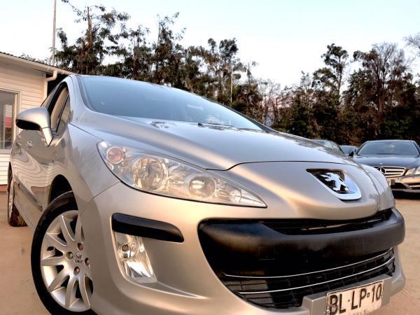 Peugeot 308 1.6 CONFORT año 2008