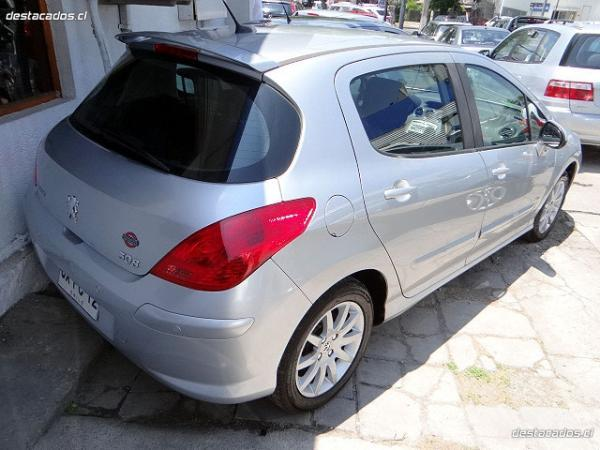 Peugeot 308 CONFORT HDI año 2011