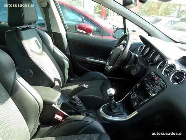 Peugeot 308 1.6 año 2012