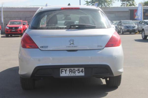 Peugeot 308 308 ALLURE VTI 1.6 año 2014