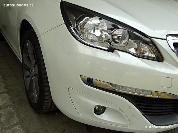 Peugeot 308 ALLURE 1.6 HDI año 2015