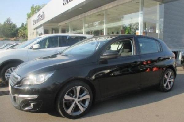 Peugeot 308 ALLURE HDI 1.6 año 2015