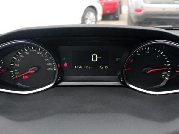 Peugeot 308 HDI ALLURE MT año 2015