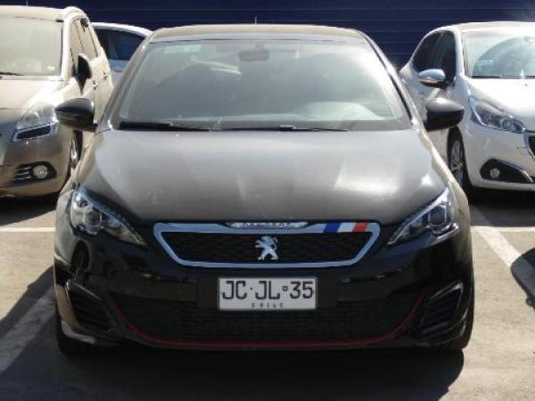 Peugeot 308  año 2016