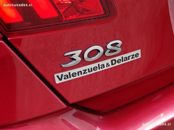 Peugeot 308 ALLURE 1.6 HDI año 2016