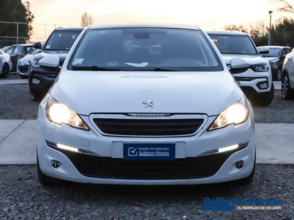 Peugeot 308 ALLURE 1.6 HDI MT año 2016