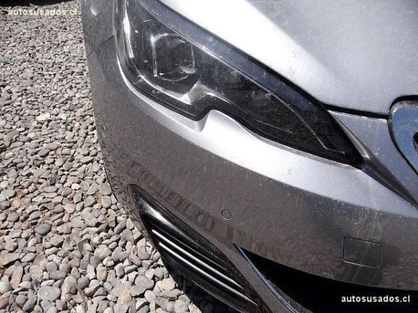 Peugeot 308 GT HDI año 2017